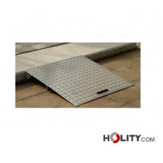 Rampe per disabili in alluminio h23702