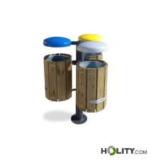cestini-in-legno-per-la-raccolta-dei-rifiuti-con-tettucci-h287-248