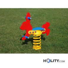 gioco-a-molla-a-forma-di-coniglio-h35116