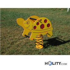 gioco-a-molla-tartaruga-h35118