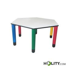 tavolo-infanzia-esagonale-h402-64