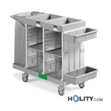 carrello-portabiancheria-per-hotel-con-vaschette-h42210