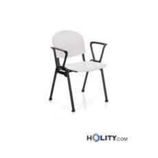 sedia-con-braccioli-per-sala-conferenza-h43306