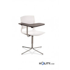 sedia-sala-conferenza-con-ribaltina-h43311