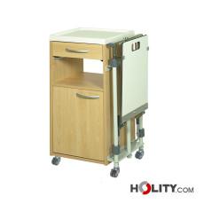comodino-per-camera-ospedale-con-tavolino-servitore-h573-23