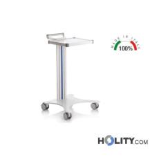 carrello-per-elettromedicali-con-1-maniglia-h582-18
