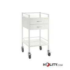 carrello-per-medicazione-con-2-cassetti-h648-25