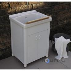 Lavatoi In Ceramica Con Mobiletto.Mobili Lavatoio Arredo Lavanderia