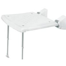 Sedile ribaltabile da muro con gambe regolabili h11504