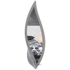specchiera-design-a-forma-di-petalo-avorio-argento-h119103
