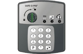 Serratura elettronica a codice h2704