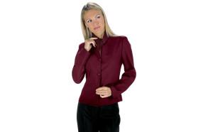 giacca-donna-sfoderata-in-poliestere-h6575-bordeaux