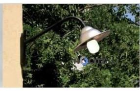 Lampada -a -parete -in -ferro -battuto -h16806