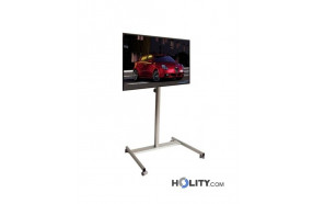 piantana-porta-tv-regolabile-in-altezza-h12536