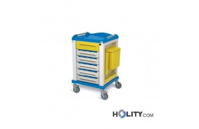 carrello-farmacia-in-acciaio-h1354