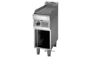 fry-top--a-gas-su-armadio-aperto-con-piastra-rigata-h35930