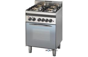 cucina-a-gas-professionale-con-forno-elettrico-a-convezione-h35940