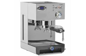 Macchina per il caffè espresso con caldaia in ottone con cotrollo della temperatura h13205