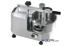 Cutter professionale cucina 8 lt in alluminio h18903 h18903
