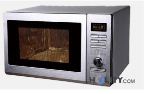 Forno a microonde combinato con funzione grill h18927