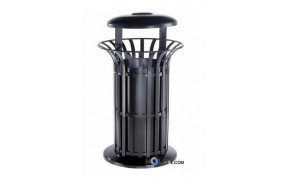 cestino-porta-rifiuti-in-acciaio-zincato-con-posacenere-h10964