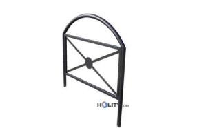 barriera-para-pedone-ad-arco-superiore-tubolare-h10991