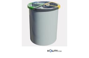 contenitore-raccolta-differenziata-4-settori-h10994