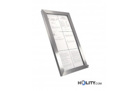 display-a-led-6a4-in-acciaio-inox-satinato-h14815