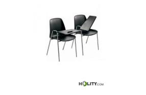 sedia-per-meeting-con-tavoletta-h15968