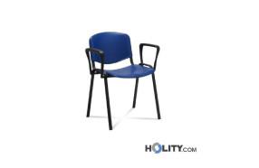 sedia-per-sala-meeting-con-braccioli-h16338