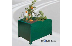fioriera-in-acciaio-zincato-h168113