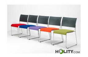 sedia-conferenza-impilabile-h17708