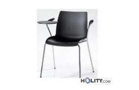 sedia-per-sala-conferenza-con-tavoletta-h17723