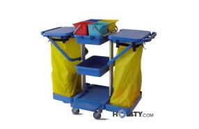 carrello-pulizia-professionale-4-secchi-h17918