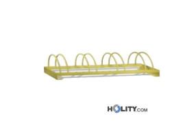 portabiciclette-con-reggiruota-semicircolari-h19112