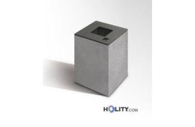 cestone-in-cemento-con-posacenere-h19191