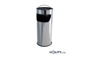 posacenere-a-colonna-in-acciaio-inox-h2018