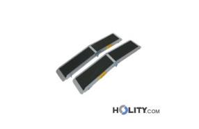 Rampe pieghevoli in alluminio h230_95