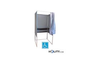 cabina-elettorale-per-disabili-con-tenda-ignifuga-h35064