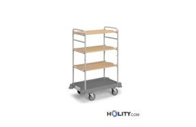 carrello-portabiancheria-hotel-con-ripiani-in-legno-h42224