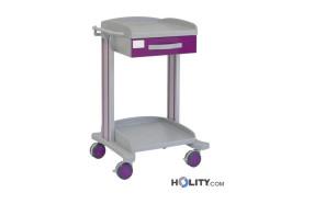 carrello-per-apparecchiature-mediche-con-cassetto-h44824