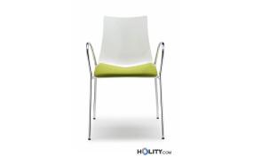 sedia-con-braccioli-e-con-cuscino-scab-zebra-antishock-h74201