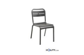 sedia-in-plastica-per-esterno-h7836