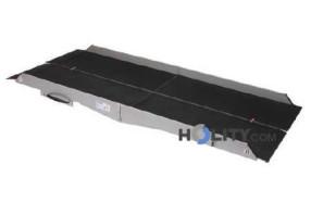 Rampa mobile per disabili a piegamento doppio h8923