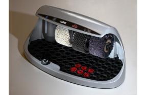 Lucidascarpe-automatico-con-dispenser-lucido-h14208-argento