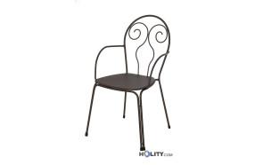 sedia-da-giardino-impilabile-acciaio-verniciato-h19228