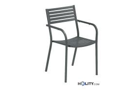 sedia-impilabile-da-giardino-in-acciaio-verniciato-h19207