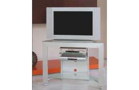 Mobile-portatv-in-alluminio-e-cristallo-con-ruote-h12509