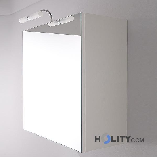 Mobili bagno confronta prezzi e offerte mobili bagno su for Specchio contenitore bagno