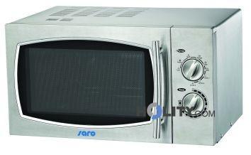 Forno a microonde combo grill 900W capacità 25lt